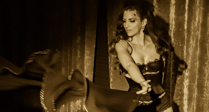 This West Loop Speakeasy Offers An Adult Only Evening Of Wild & Sexy Burlesque Performances