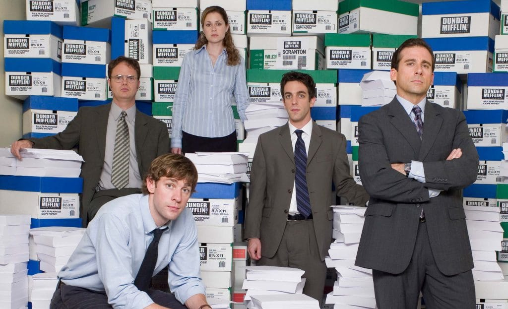 The Largest Official Interactive 'The Office' Experience Is Coming To Chicago Next Month