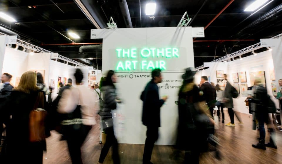 Chicago's Eclectic 'The Other Art Fair' Returns At The End Of The Month