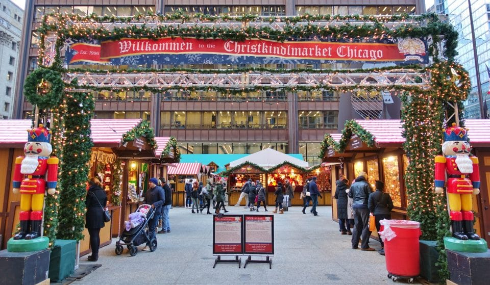 Christkindlmarket Will Return This Winter For Its 25th Anniversary