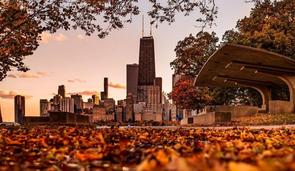 10 Gorgeous Autumnal Photos Of Chicago Looking Dreamy In Fall