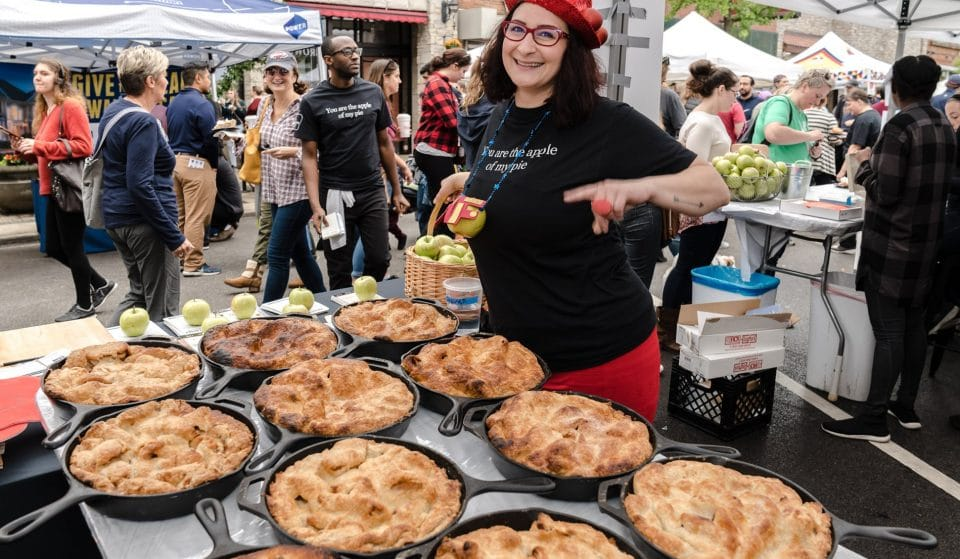 Lincoln Square's Beloved Apple Fest Returns This Weekend For Its 34th Year
