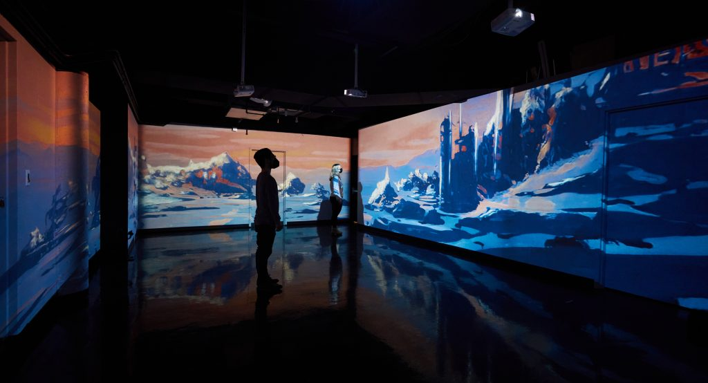 Chicago's Multidimensional WNDR Museum Offers A Reimagined 2021 Experience Fusing Art & Technology