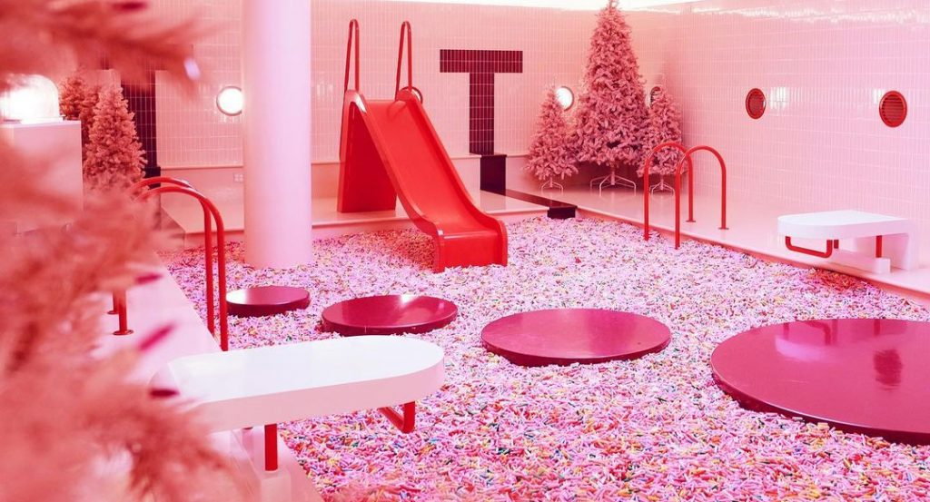 The Museum Of Ice Cream Is Opening A Willy Wonka-Style Wonderland Here In Chicago