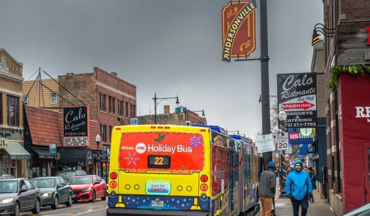 Time Out Names Chicago's Andersonville The Second-Coolest Neighborhood In The World