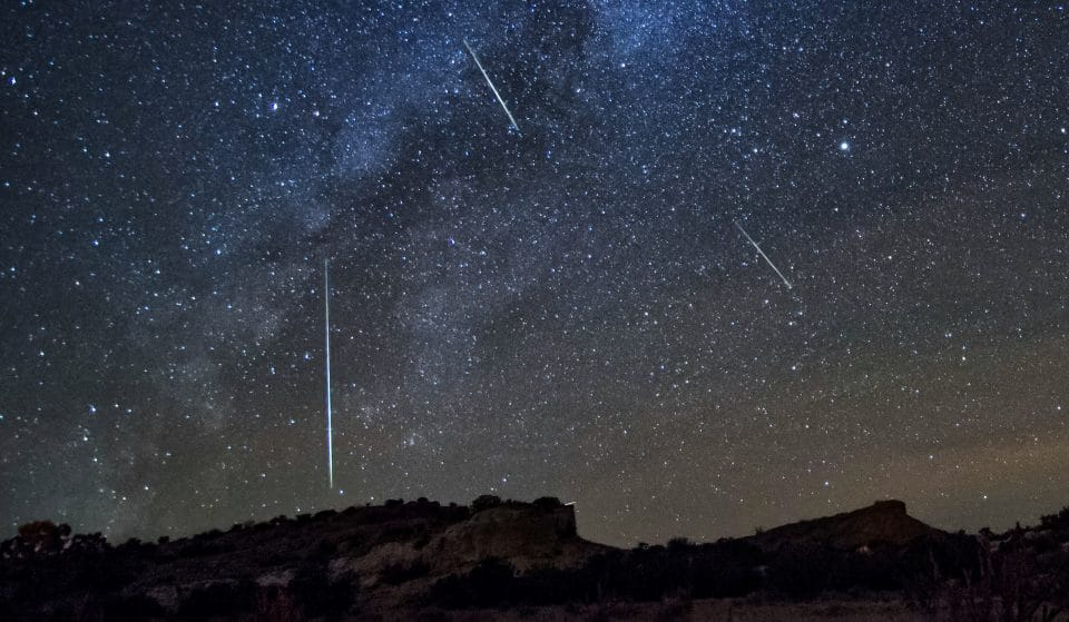 The Annual Orionids Meteor Shower Is Peaking This Week