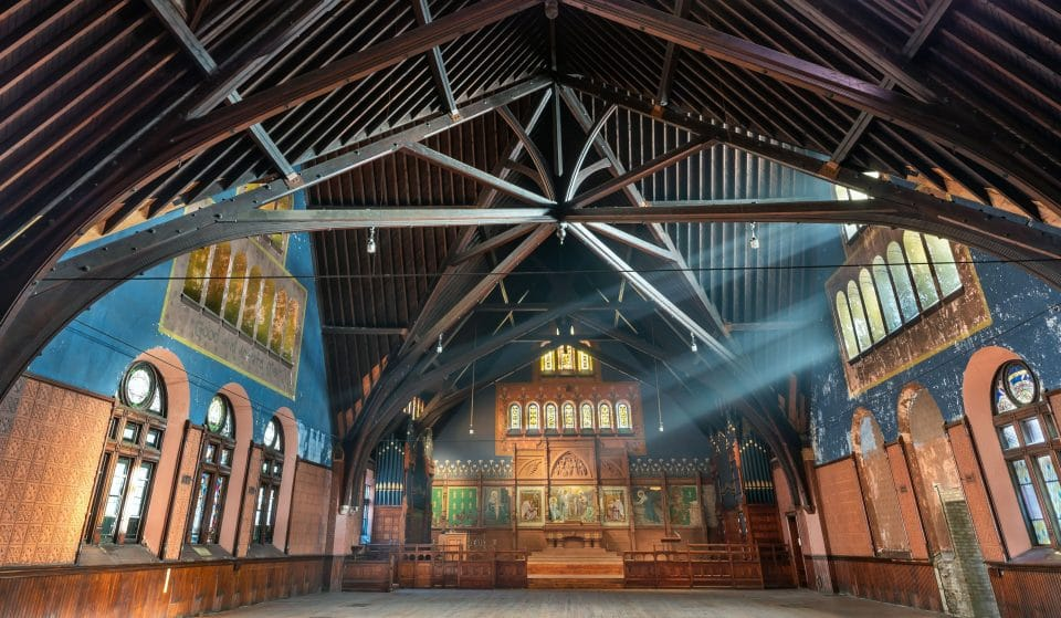 A New Music Series Is Taking Place Inside A Repurposed Chicago Church And It Looks Like A Match Made In Heaven