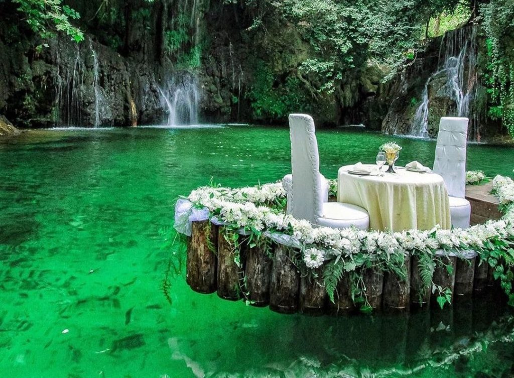 This Floating Restaurant In Lebanon Is Straight Out Of A Dream