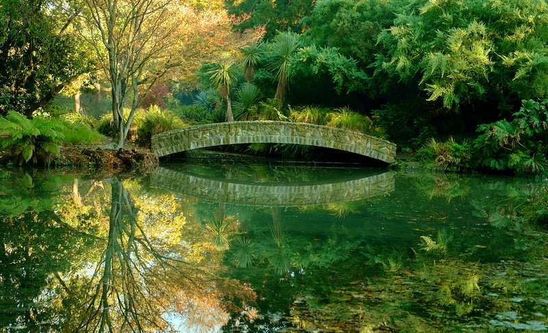 Visit Christchurch Botanic Gardens Since It's The First Day Of New Zealand Spring