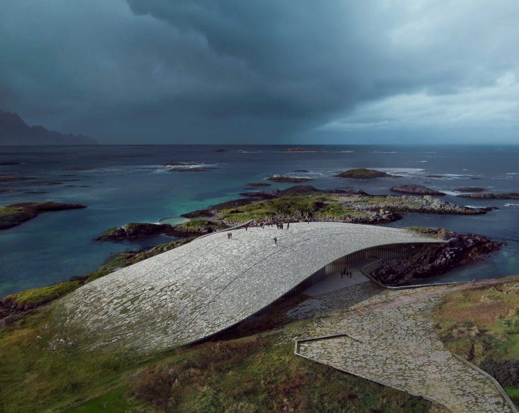 Norway Is Building A Stunning Whale-Watching Museum