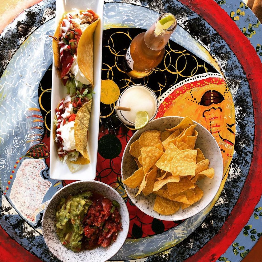 This Christchurch Restaurant Serves Up Delicious Mexican Food Right Near The Beach • The Headless Mexican