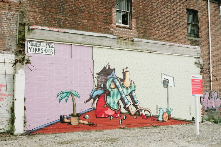 30 Examples That Show Christchurch Has The Best Street Artwork Game