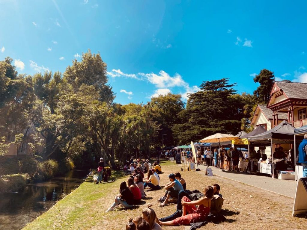 Head Down To Christchurch Farmers' Market To Relax And Have Your Taste Buds Blown Away
