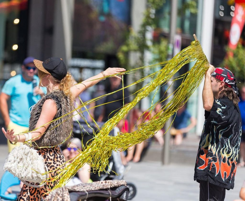 Bread & Circus Is Returning In 2021 To Display Christchurch's Local Artistic Talent