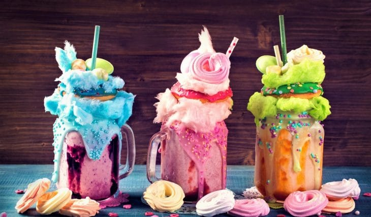 6 Monstrous Freakshakes To Demolish In Christchurch This Summer