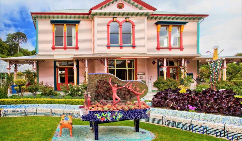 This Fun House Near Christchurch Is Your Next Adventure • The Giant's House
