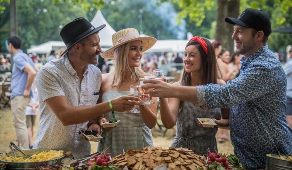 The South Island Wine & Food Festival Is Returning To Christchurch This Year