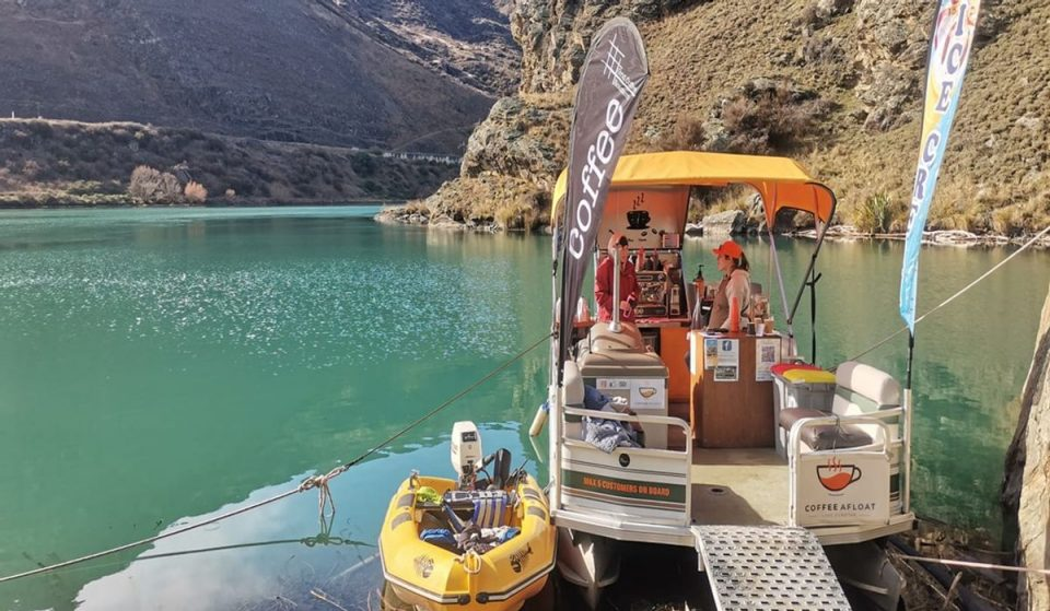 An Epic Floating Burger Bar Opens In New Zealand This Week