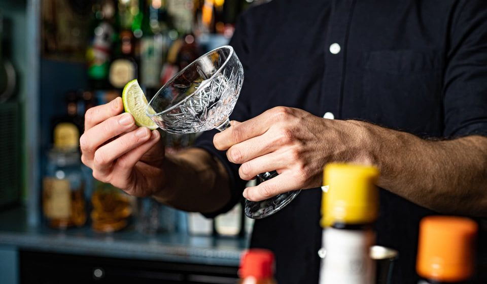 Look Out: It's A Margarita Masterclass With Award-Winning Mexican Chef Luis Cabrera
