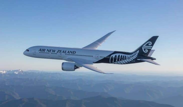 Kiwis Are Getting Vaxxed On Air New Zealand This Weekend