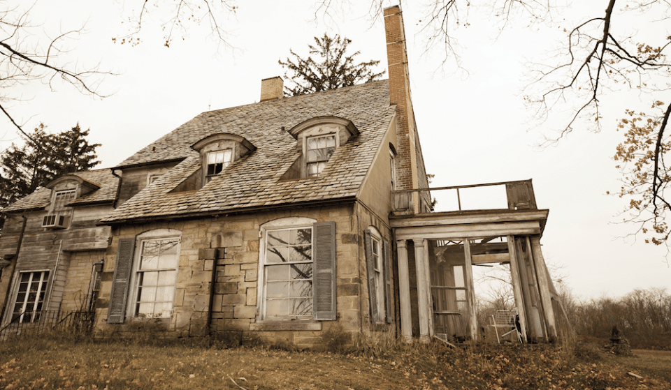 'Images Of Haunted Ohio' Is Taking Over Prama Artspace And Gallery Late This Halloween Season