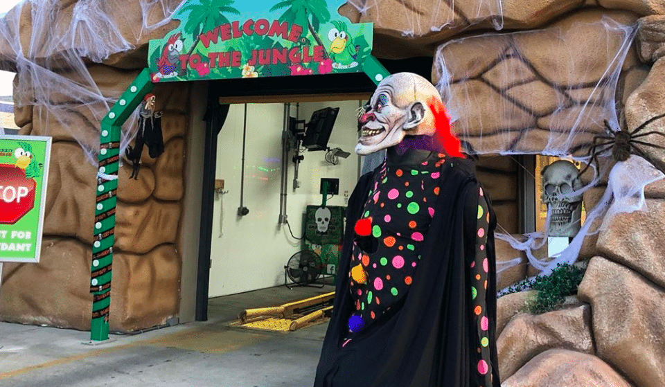 Rainforest Is Resurrecting Their Haunted Car Wash This Month Just Outside Of Cleveland