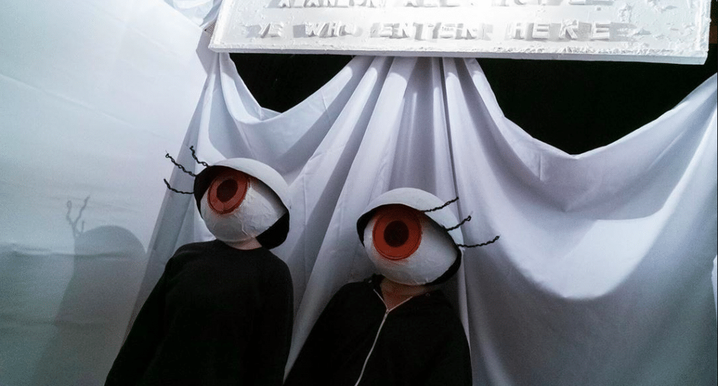 A Mysterious 'Dream Space' Haunted Gallery Opens This Thursday