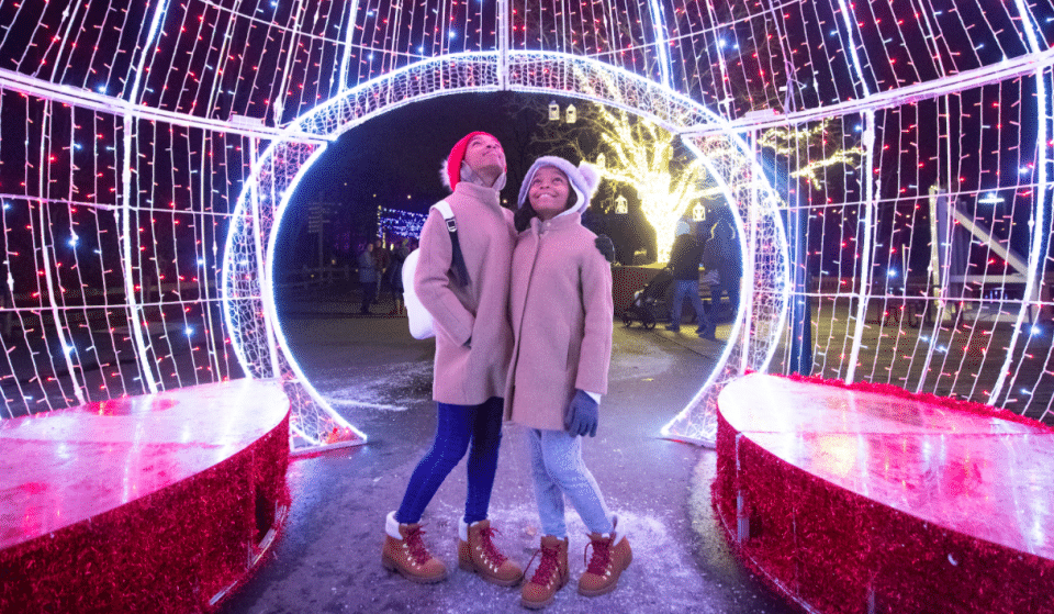 Wild Winter Lights Is Coming Back To The Cleveland Zoo This November