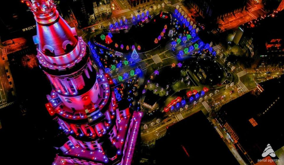Winterfest Is Back On At The Cleveland Public Square And Its Spectacular