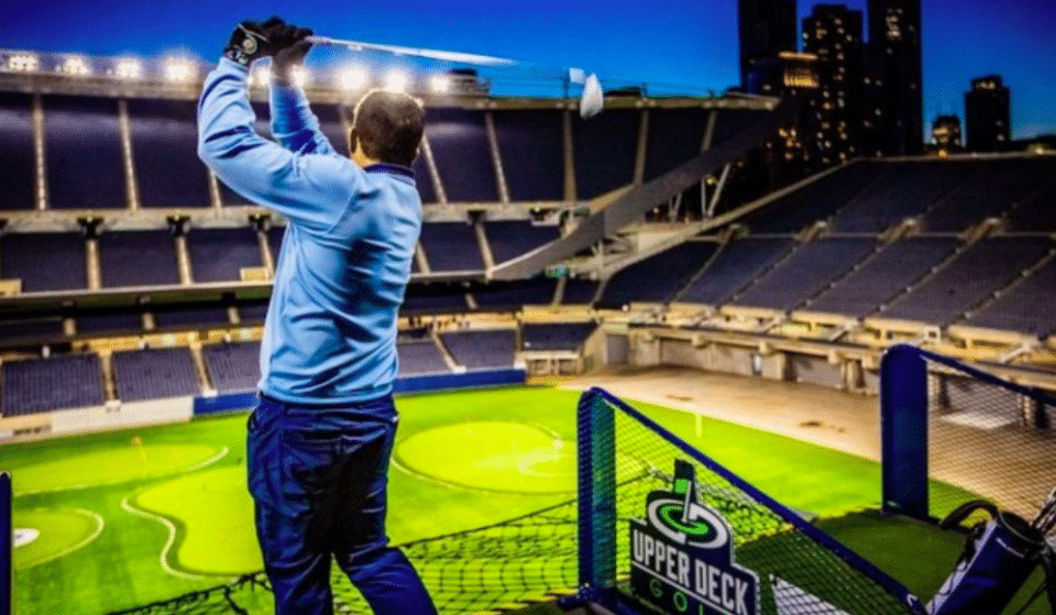 TopGolf Is Coming To Progressive Field In 2021 With Stadium Series