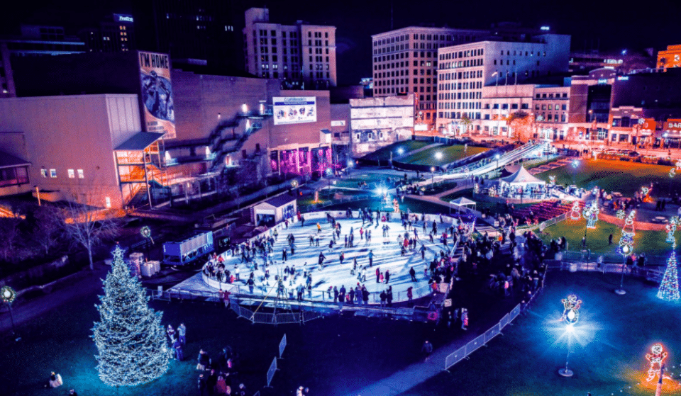 Winter Nights Kicks Off In Akron This Month