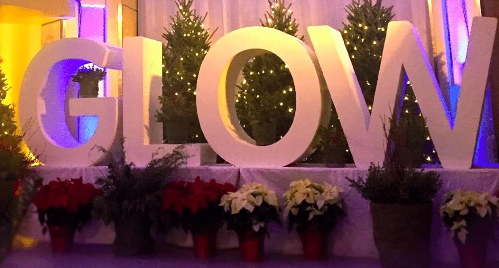 Glow At The Cleveland Botanical Gardens Begins Tonight