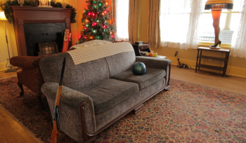 Spend The Night At Ralphie's House From 'A Christmas Story' In Cleveland