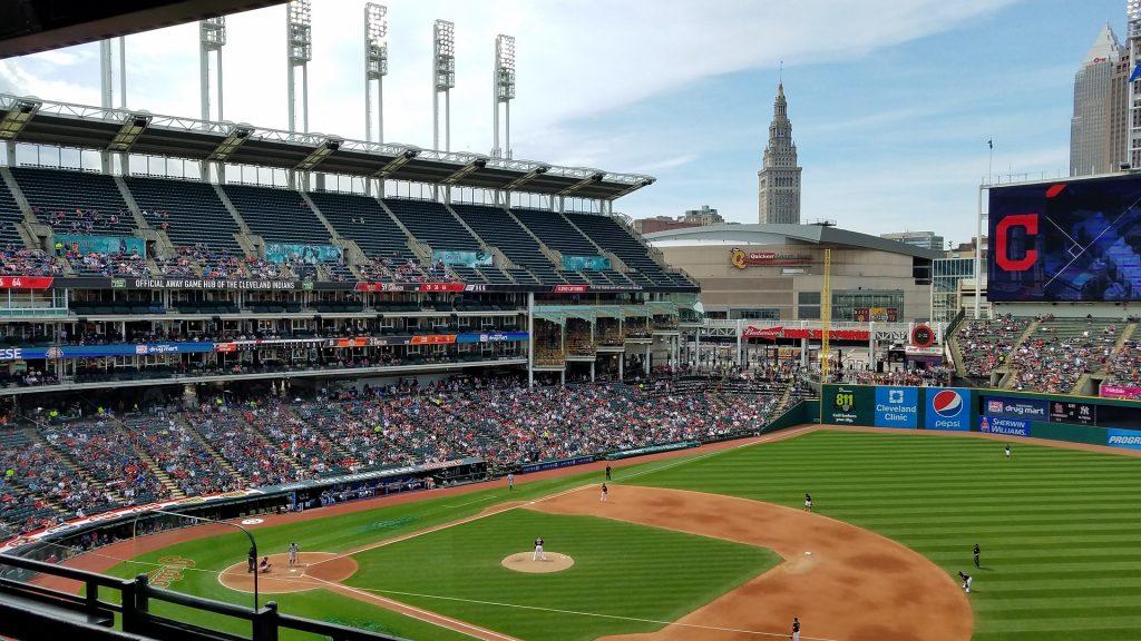 Cleveland Indians now Cleveland Guardians