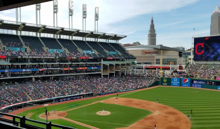 The Former Cleveland Indians Are Now Officially The Cleveland Guardians
