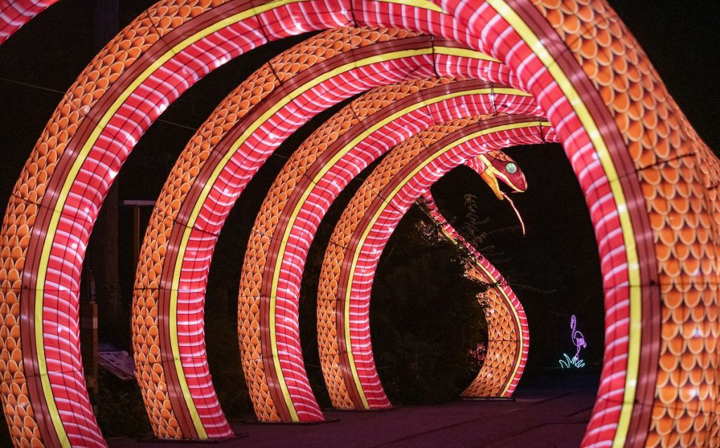 Asian Lantern Festival Cleveland extended