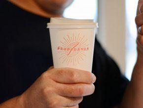 Propaganda Coffee Brings Vegan, Gluten-Free Treats To Lakewood