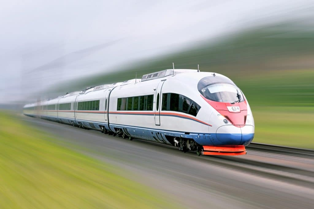 The 90-Minute Train From Dallas To Houston Is On Track To Begin Construction In 2021