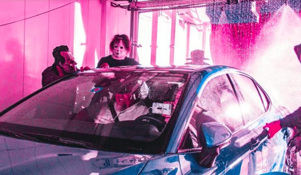 A Haunted Car Wash Is Drifting Into Dallas This Halloween Season