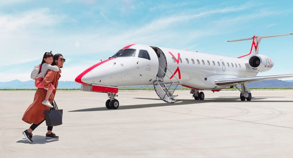 Hop On A Luxury Jet To Houston For $99 With JSX Jet Service