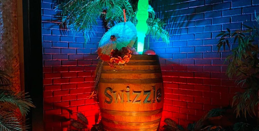 Sizzling Tiki Bar Opens Tropical Paradise In Dallas • Swizzle Luau Lounge