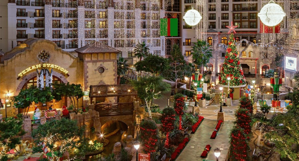 Immerse Yourself In Your Favorite Christmas Movies At This MASSIVE Multi-Sensory Pop-Up