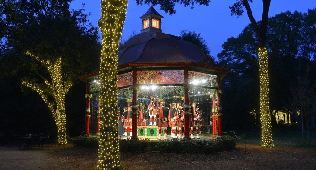 '12 Days Of Christmas At Night' Starts Tonight At The Dallas Arboretum