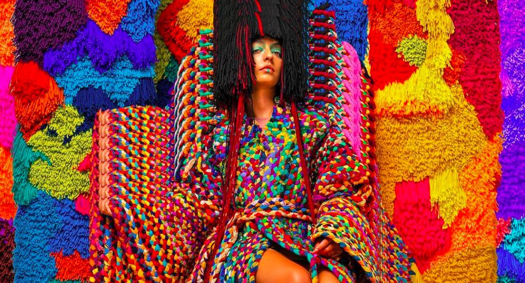 Experience A Fiber Fantasia At This Fairytale Yarn Art Installation In Dallas