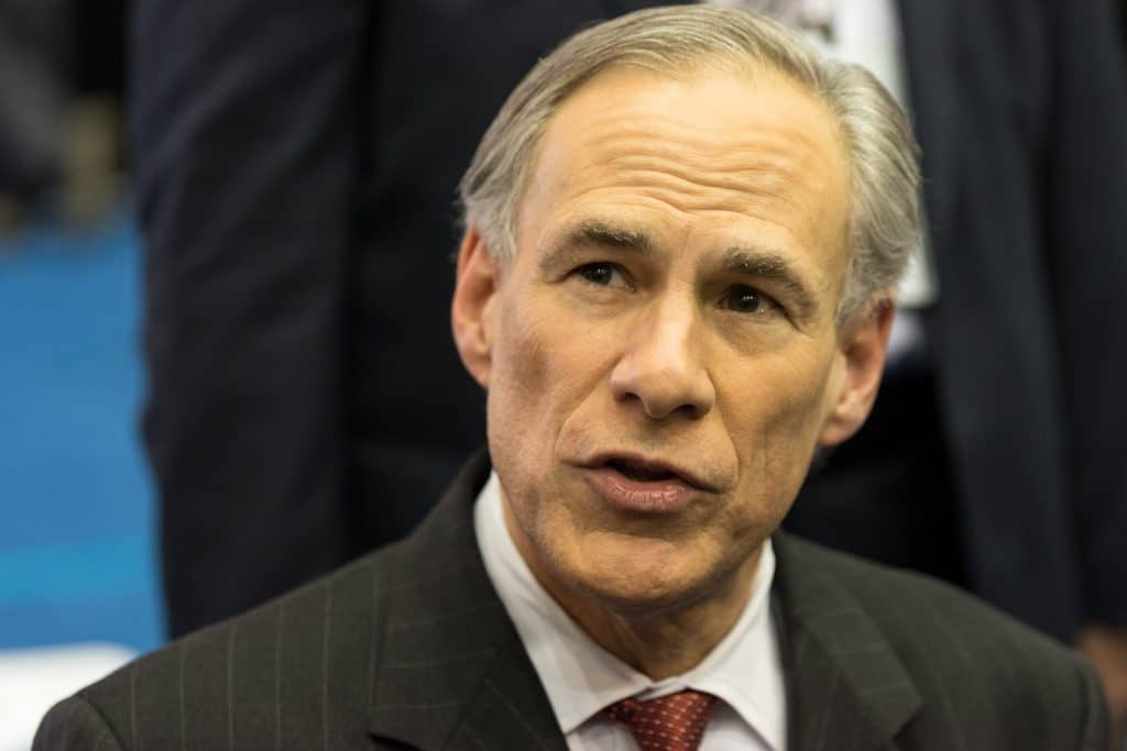 Abbott: A Million Texans To Receive COVID Vaccine By End Of December