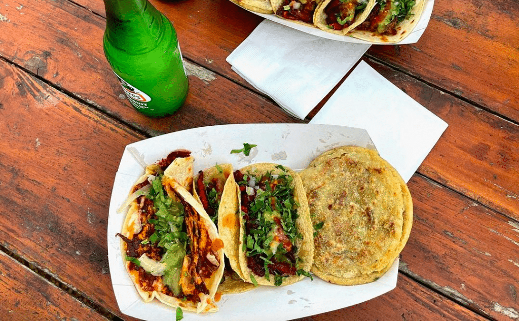10 Of The Best Taco Joints In Dallas
