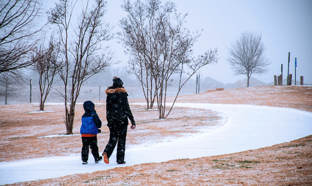 Dallas's Winter Snow Storm: Rolling Blackouts, Severe Wind Chill, And What's Ahead