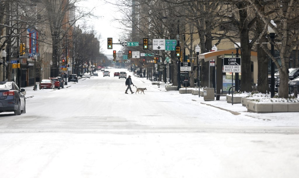 Here's A List Of Warming Centers In Dallas