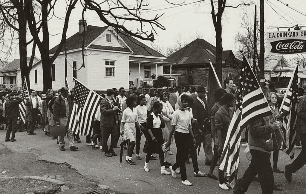 'The Fight For Civil Rights In The South' Is Currently On Exhibition At DHHRM In Honor Of Black History Month