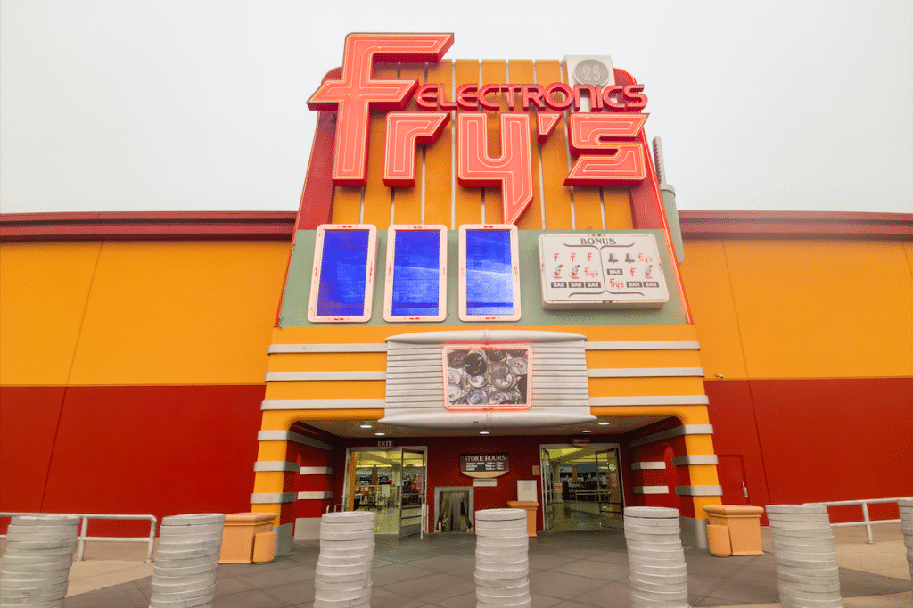 Fry's Electronics Closes All Locations Permanently